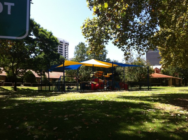 East Perth Playground